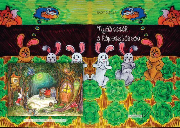 <em>Hír szerkesztése</em> Online mutatják be Nagy Gizella új gyerekverskötetét