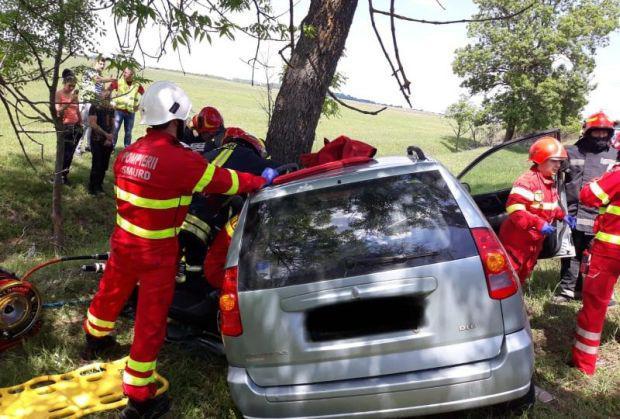 <em>Hír szerkesztése</em> Súlyos baleset történt Zimándújafalu határában