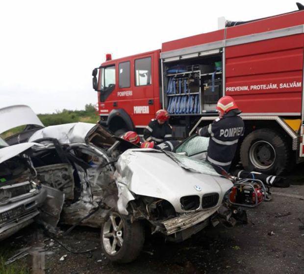 <em>Hír szerkesztése</em> Súlyos baleset Borosjenő közelében