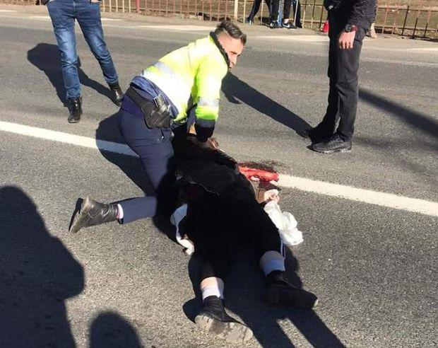 <em>Hír szerkesztése</em> Két nőt elütöttek a zebrán, egyikük meghalt