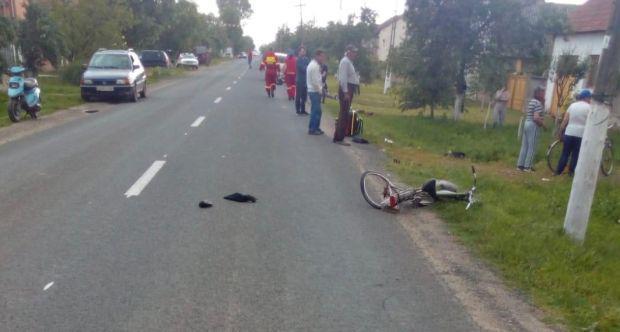<em>Hír szerkesztése</em> Fél óra alatt három kerékpárost gázoltak el