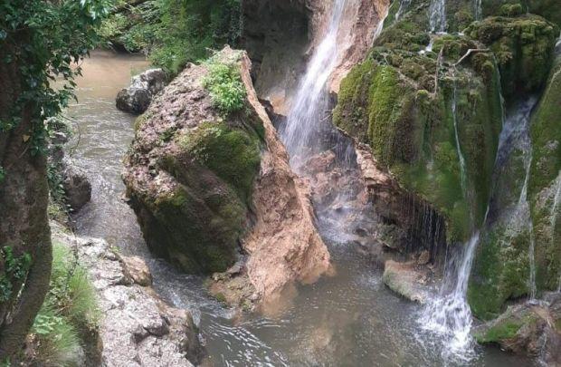 <em>Hír szerkesztése</em> Leomlott a Bigér-vízesés sziklatömbje [FRISSÍTVE]