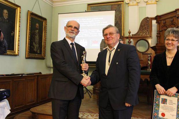 <em>Hír szerkesztése</em> Az EMKE Kötő József-díját kapta Bognár Levente [AUDIÓ]