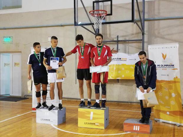 <em>Hír szerkesztése</em> Arany- és ezüstérmes a Csiky a Sportolimpián