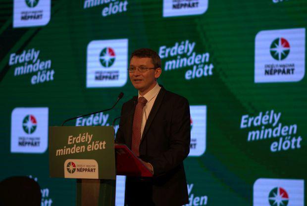 <em>Hír szerkesztése</em> Csomortányi István az EMNP új elnöke