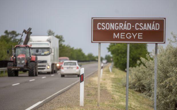 <em>Hír szerkesztése</em> Csongrád-Csanád megyére változott Csongrád megye neve