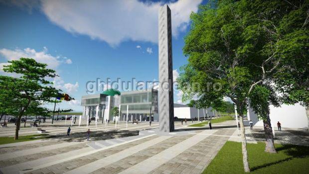 <em>Hír szerkesztése</em> A megyeháza mellé helyezik a Nagy Egyesülés emlékművét