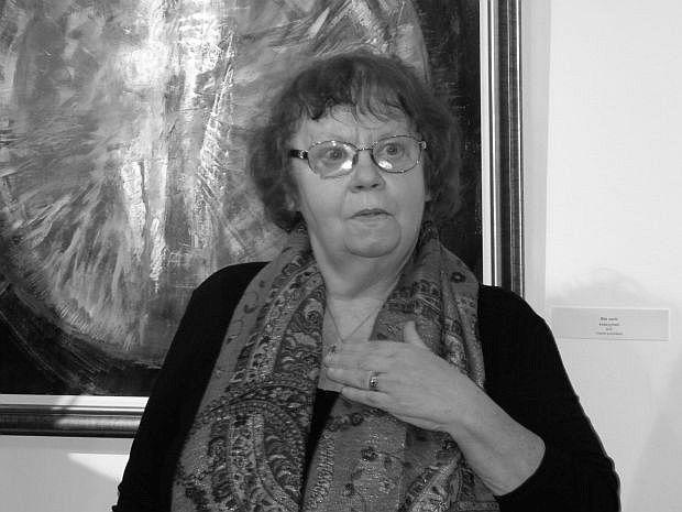 <em>Hír szerkesztése</em> Elhunyt az aradi képzőművészet nagyasszonya [AUDIO]