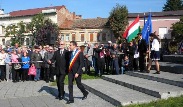 <em>Hír szerkesztése</em> Gheorghe Falcă büszke arra, hogy magyarbarát