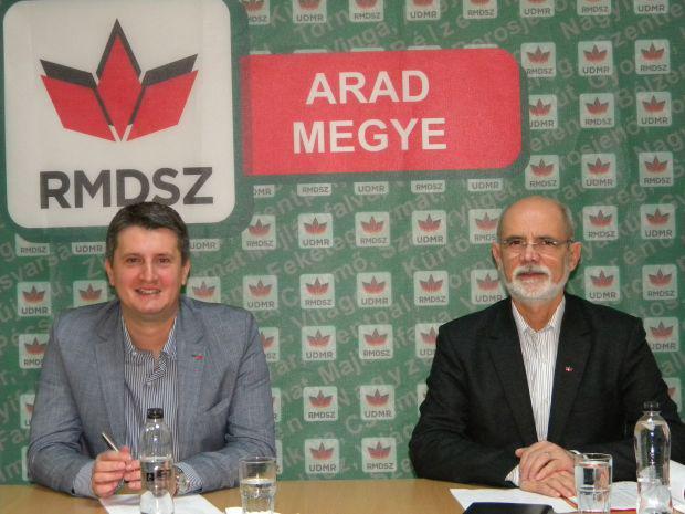 <em>Hír szerkesztése</em> Arad hétezer aláírást vállalt a Minority Safe Pack-ben [AUDIÓ]