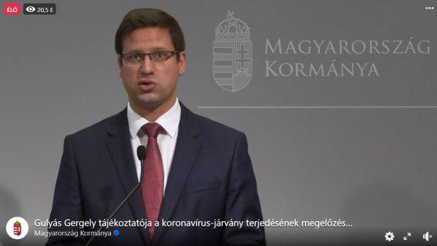 <em>Hír szerkesztése</em> Koronavírus: a magyar határellenőrzési korlátozások bejelentése [VIDEO]