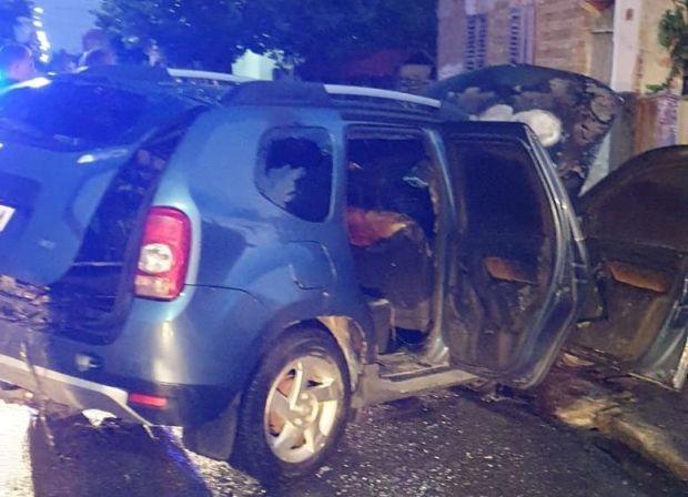 <em>Hír szerkesztése</em> Felgyújtottak egy autót Öthalmon
