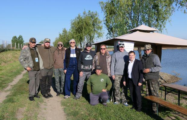 <em>Hír szerkesztése</em> Aradi horgokra haraptak a gyulai halak [VIDEÓ]