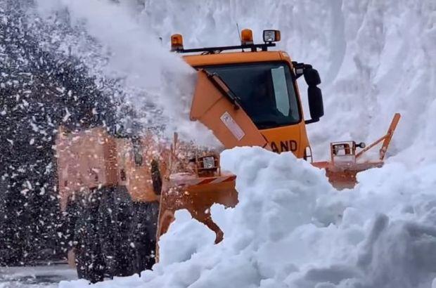 <em>Hír szerkesztése</em> Hét-nyolc méteres hó van a Transzfogarason