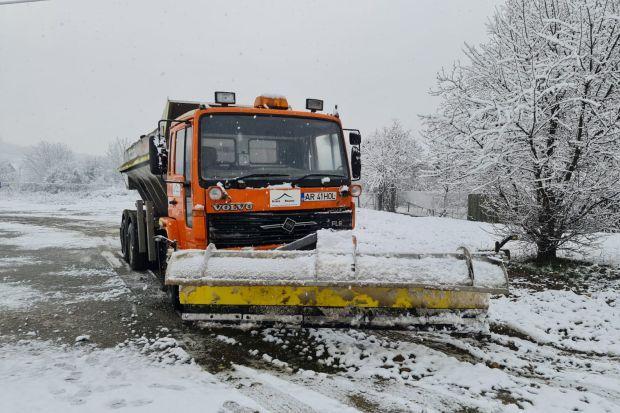<em>Hír szerkesztése</em> Egyelőre gond nélkül lehet közlekedni Arad megye útjain