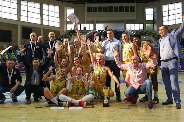 <em>Hír szerkesztése</em> Bronzérmes az ICIM a női kosárlabda-bajnokságban