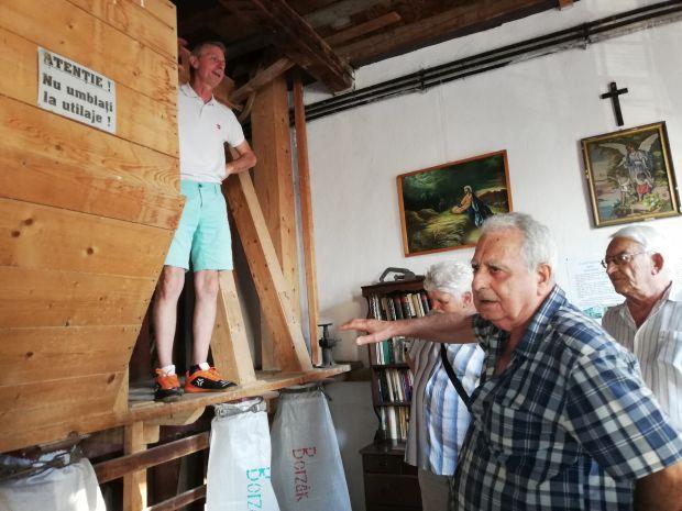 <em>Hír szerkesztése</em> Életet visznek a Borzák-malomba [AUDIO]