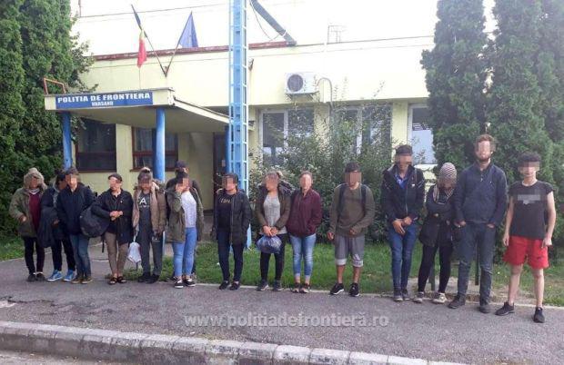 <em>Hír szerkesztése</em> Iraki határsértőket tartóztattak fel Gyulavarsándnál