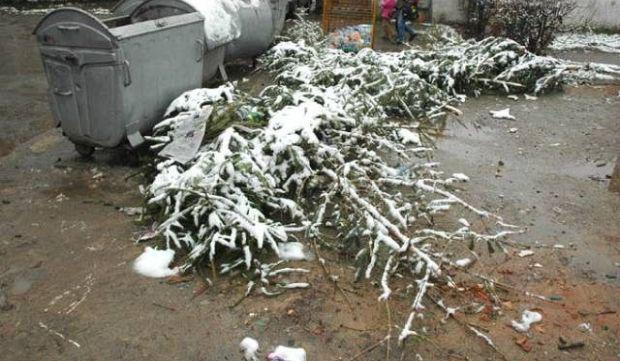 <em>Hír szerkesztése</em> Összegyűjtik a kidobott karácsonyfákat Pécskán