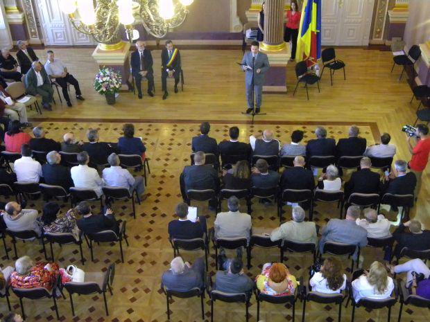 <em>Hír szerkesztése</em> Magyar személyiségeket is kitüntetnek a városnapokon