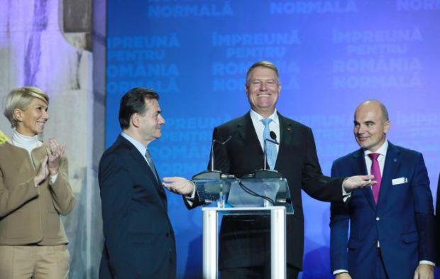 <em>Hír szerkesztése</em> Iohannis és Dăncilă jutott be az elnökválasztás második fordulójába