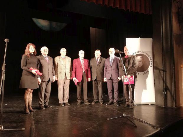 <em>Hír szerkesztése</em> Átadták a 2018-as Kölcsey-díjakat [AUDIÓ]