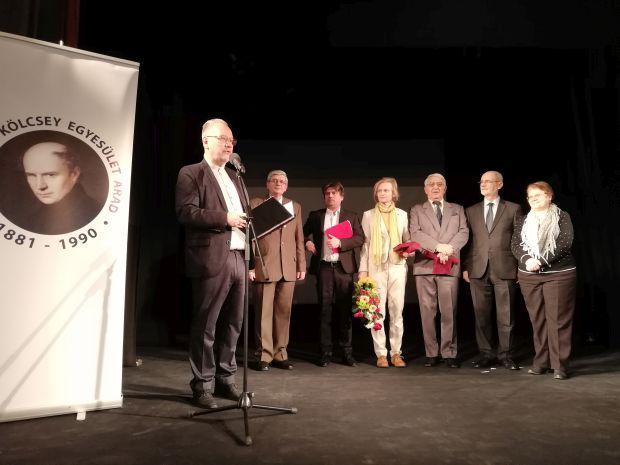 <em>Hír szerkesztése</em> Átadták a Kölcsey-díjakat [AUDIO, VIDEO]