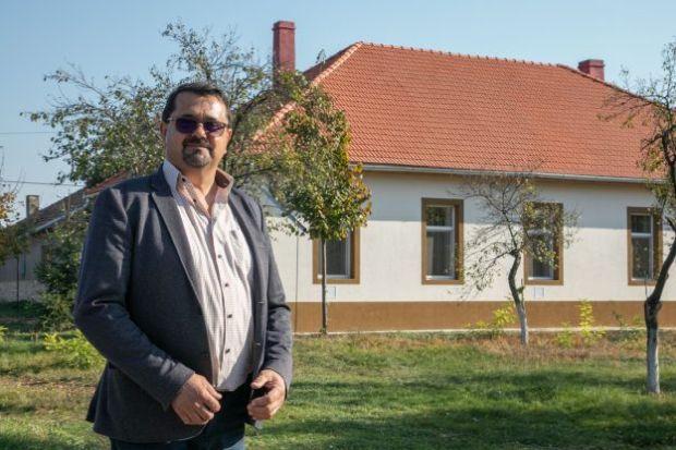 <em>Hír szerkesztése</em> Kovács Imre: mindent megteszünk, hogy Pereg modern község legyen