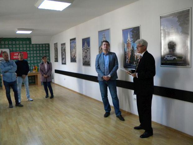 <em>Hír szerkesztése</em> Arad épített öröksége Kurunczi Ferenc fotóin [AUDIÓ]