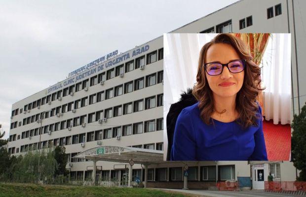 <em>Hír szerkesztése</em> A közegészségügyi igazgató feleségét nevezték ki kórházigazgatónak