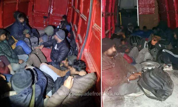 <em>Hír szerkesztése</em> Több mint harminc határsértőt tartóztattak fel