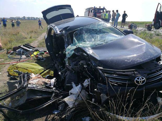 <em>Hír szerkesztése</em> Egy halott és öt sérült a nagylaki balesetben