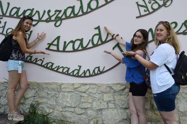 <em>Hír szerkesztése</em> Külhoni diákok a Nemzeti Összetartozás Napján [AUDIÓ]