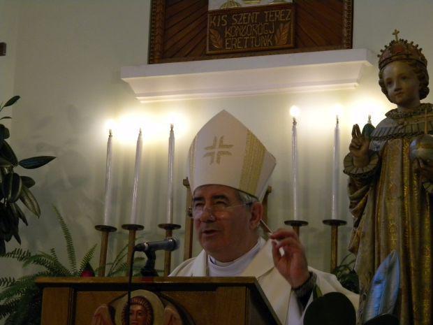 <em>Hír szerkesztése</em> Pál József Csaba megyéspüspök karácsonyi üzenete