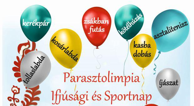 <em>Hír szerkesztése</em> Parasztolimpia – Ifjúsági és Sportnap Szentpálon
