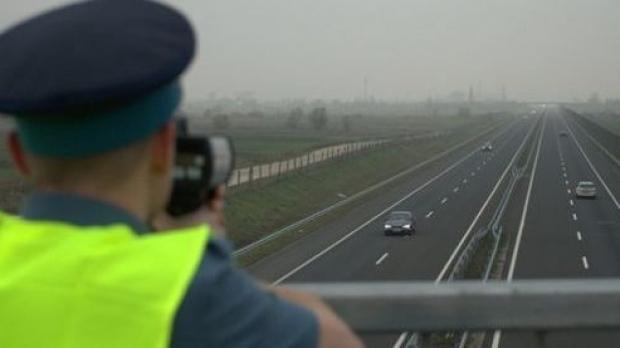 <em>Hír szerkesztése</em> Eszeveszetten száguldott egy aradi sofőr az autópályán