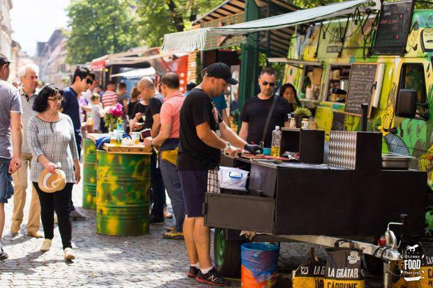 <em>Hír szerkesztése</em> Forgalomkorlátozás a belvárosban a Street Food miatt