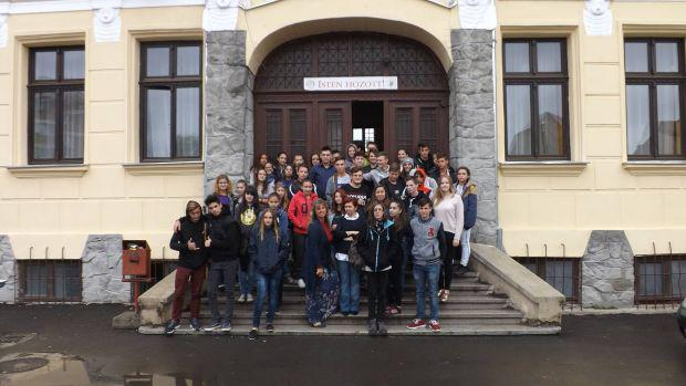 <em>Hír szerkesztése</em> Rendészeti szakos szegedi diákok látogattak Aradra