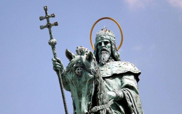 <em>Hír szerkesztése</em> Szent István-szobrot avatnak Pécskán