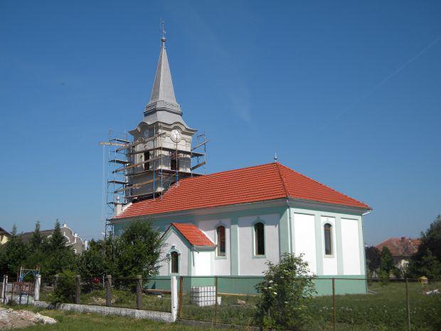 <em>Hír szerkesztése</em> 120 éves a szentleányfalvi református templom
