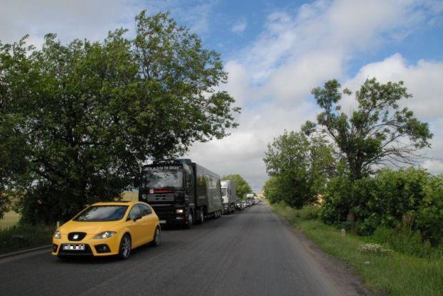 <em>Hír szerkesztése</em> Meghosszabbították az országos kamionstopot [FRISSÍTVE]