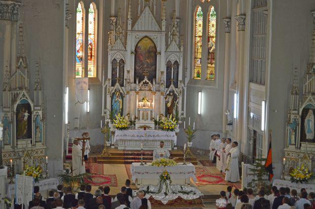<em>Hír szerkesztése</em> A 130 éves pécskai templom búcsúját ünnepelték