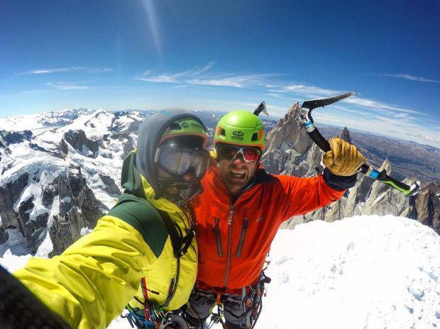 <em>Hír szerkesztése</em> Török Zsolt felért a Cerro Torrére
