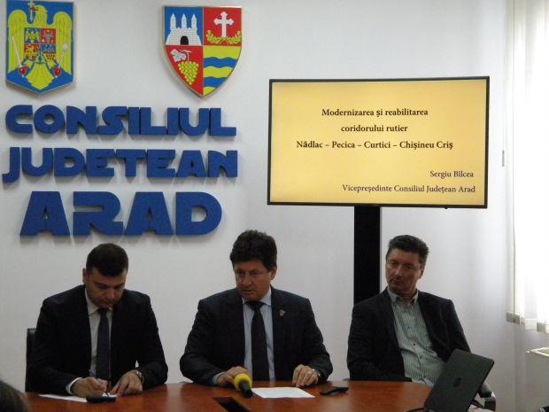 <em>Hír szerkesztése</em> Több mint 14 millió euró aradi fejlesztésekre