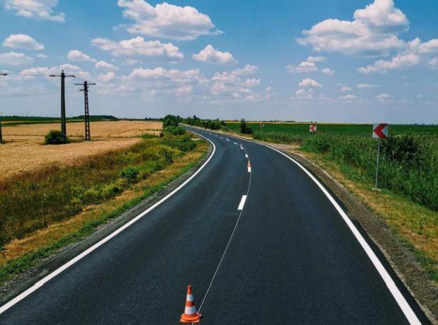<em>Hír szerkesztése</em> Ismét használható az út Marzsina és Holgya között