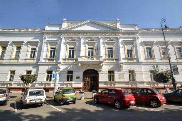 <em>Hír szerkesztése</em> Városi múzeummá alakítanák a régi Vármegyeházát