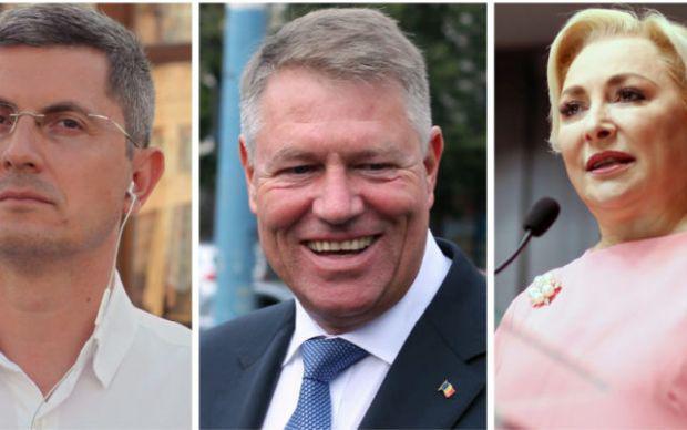 <em>Hír szerkesztése</em> Kihirdették az elnökválasztás első fordulójának végeredményét