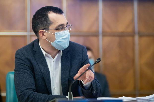 <em>Hír szerkesztése</em> Felmentették tisztségéből Vlad Voiculescu egészségügyi minisztert