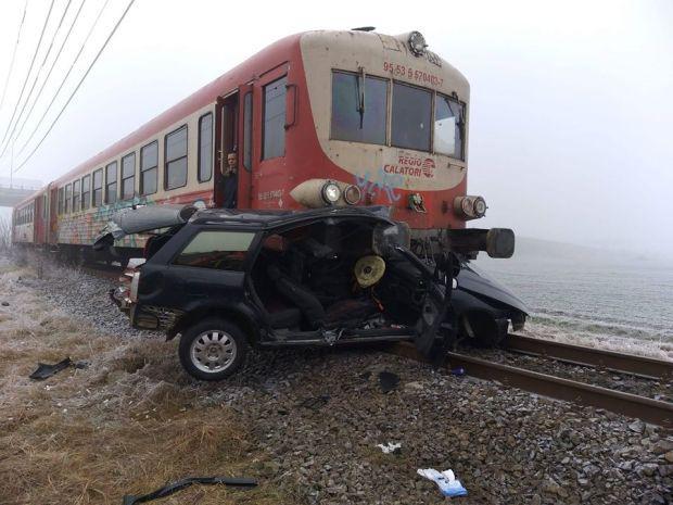 <em>Hír szerkesztése</em> Év eleji tragédia: vonatbaleset Újaradon