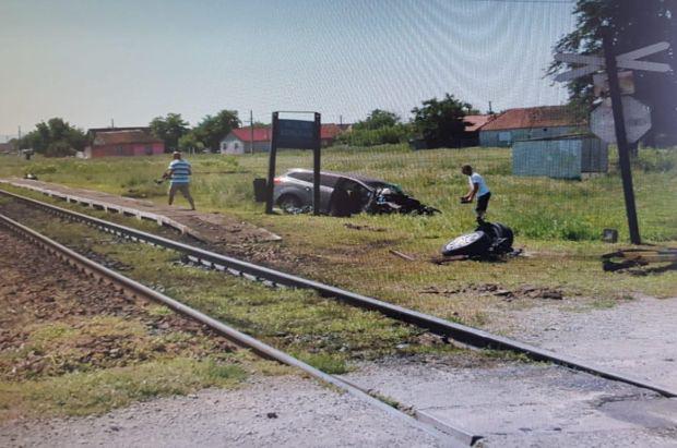 <em>Hír szerkesztése</em> Mázlista volt a vonattal ütköző sofőr
